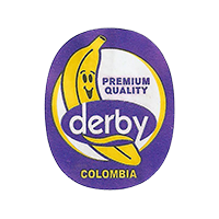 Derby PREMIUM QUALITY  20 x 24,9 mm paper 2016 J Colombia duplicate