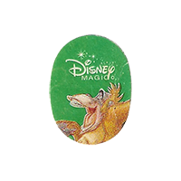 Disney MAGIC  17,7 x 23,5 mm paper 2012 KČ unique