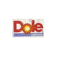 Dole  11,7 x 21,5 mm paper 2012 DK Cameroun unique