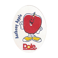 Dole Anthony Apple  0 x 0 mm paper 2017 KČ unique