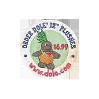 Dole ORDER DOLE 12 PLUSHES $6.99 ww.dole.com  0 x 0 mm paper 2017 KČ unique