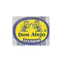 Don Alejo  22,9 x 17,5 mm paper 2012 M Ecuador unique