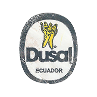 Dusal  0 x 0 mm paper 2017 ŽT Ecuador unique
