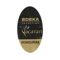 EDEKA Yacaran SELECTION  19,8 x 35,6 mm paper before 2012 NB Honduras unique