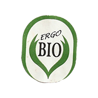ERGO BIO  21,9 x 26,7 mm paper before 2012 NB unique