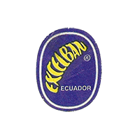 EXCELBAN  18,4 x 23,2 mm paper before 2012  Ecuador unique