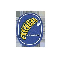 EXCELBAN  17,7 x 22,6 mm paper 2012 DK Ecuador unique