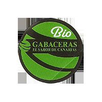 GABACERAS Bio ELSABOR DE CANARIAS  25 x 25 mm plastic 2013 Ecuador unique