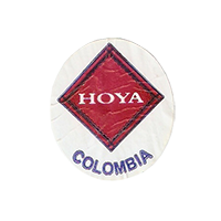 HOYA  22 x 25,2 mm paper 2012 J Colombia unique