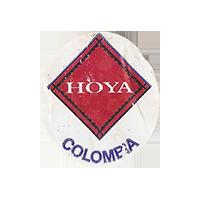 HOYA  22,4 x 25,5 mm paper 2016 J Colombia unique