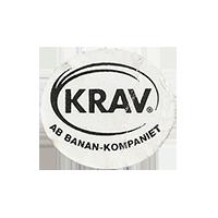 KRAV AB BANAN-KOMPANIET  24,2 x 21,7 mm paper 2013 M unique