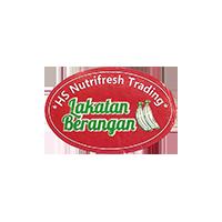 Lakatan Berangan HS Nutrifresh Trading  0 x 0 mm paper 2018 ML Malaysia unique