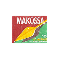 MAKOSSA CDC www.makossabanana.com  0 x 0 mm paper 2017 M Cameroon unique
