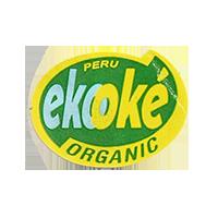 eko oke ORGANIC  28,1 x 21,5 mm paper 2011 DK Peru unique