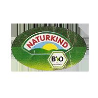 NATURKIND BIO  29,7 x 17,7 mm paper before 2012 NB unique