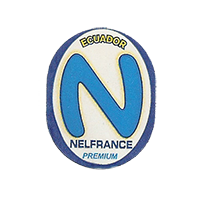 NELFRANCE PREMIUM  21,6 x 27,5 mm paper before 2012 AA Ecuador unique