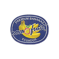 nova fruit PREMIUM BANANAS  23,5 x 18,6 mm paper 2014 M Ecuador unique