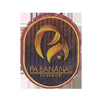 PA BANANAS  0 x 0 mm paper 2017 ŽT Ecuador unique