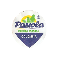 Pamela PREMIUM BANANAS  0 x 0 mm paper 2017 J Colombia unique