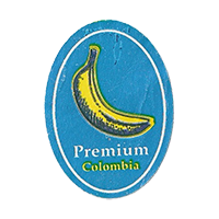 Premium  23,1 x 32 mm paper before 2012 NB Colombia unique
