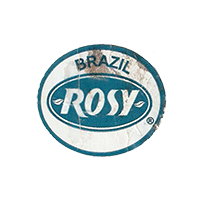 ROSY  25,2 x 21,9 mm paper before 2012  Brazil unique