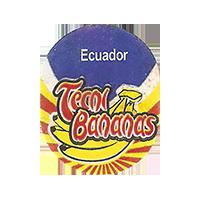 Terni Bananas  0 x 0 mm paper 2018 PM Ecuador unique