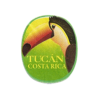Tucan  22,3 x 26,7 mm paper 2011 NB Costa Rica unique