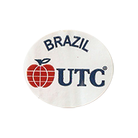 UTC  25,3 x 22 mm paper before 2012 Brazil unique