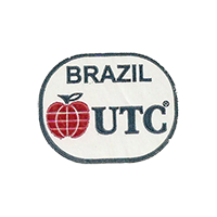 UTC  25,2 x 20 mm paper 2013 Brazil unique