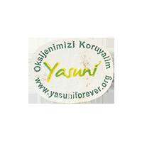 Yasuni  23,4 x 18,1 mm paper 2012 M Turkey unique